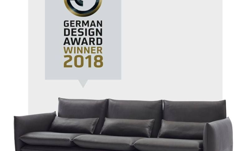 Trotse winnaar van de German Design Award