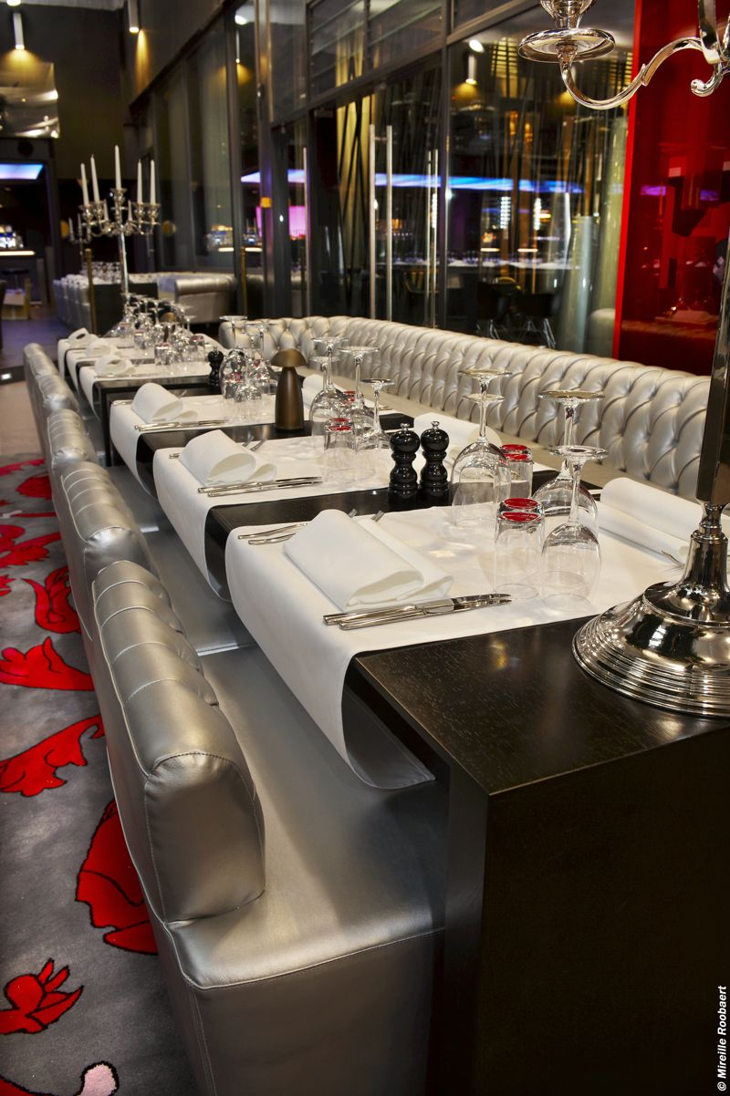 Midi Station - Restaurant Brussel - Horeca - Realisaties
