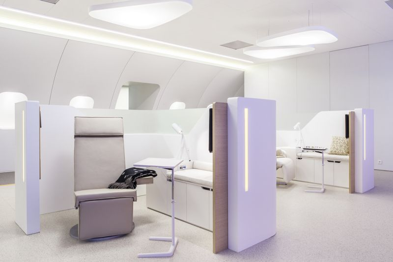 Patient room of the future - Zorgsector - Réalisations