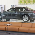 BMW showroom Daeninck 1