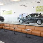 BMW showroom Daeninck 2