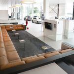 BMW showroom Daeninck 5