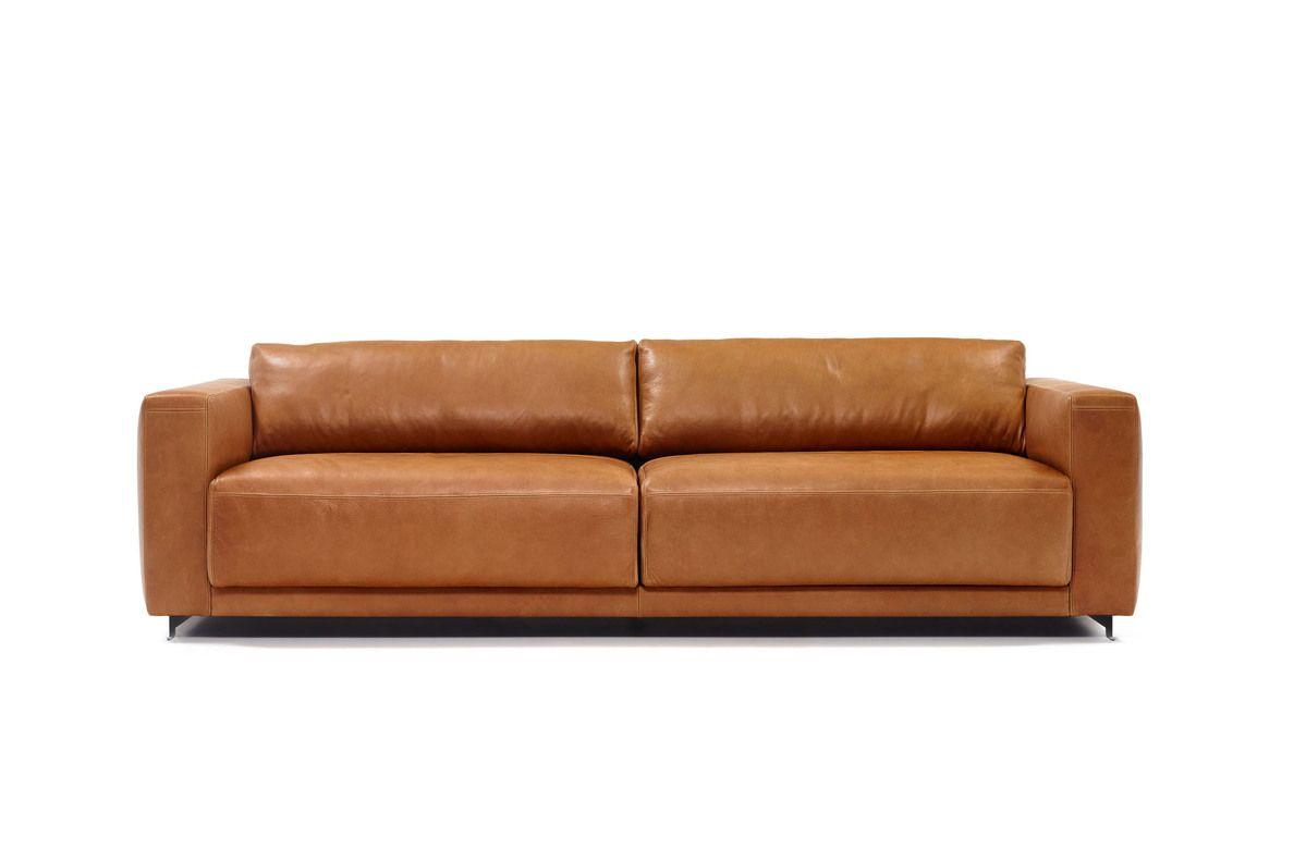Ontdek de collectie lederen designzetels en zitbanken durlet for Design zetel